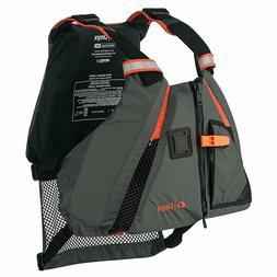 ONYX MoveVent Dynamic Paddle Sports Life Vest, Orange, X-Sma