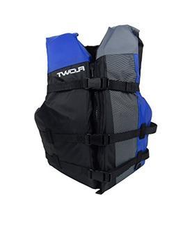 Flowt Multi Sport 40301-2-OS Multi Sport Life Vest, Type III