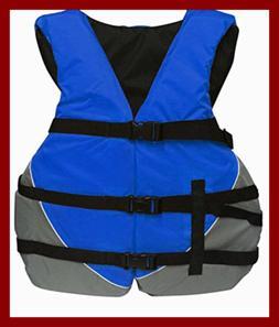 MW Adult Universal Oversize Life Jacket Vest