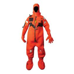 Mustang Neoprene Cold Water Immersion Suit w/Harness - Adult