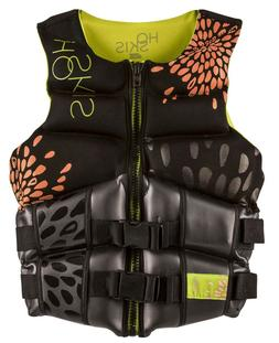 NEW $150 Womens HO Couture Team CGA Vest Water Ski Life Jack