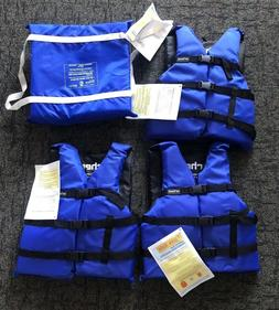 NEW Airhead Adult Universal Life Jacket and Throawble Device