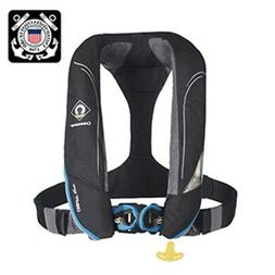 New Crewsaver Crewfit 40 Pro USCG Manual Life Jacket w/Harne