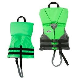 New Stearns Infant Heads-Up Nylon Vest Life Jacket - Up to 3