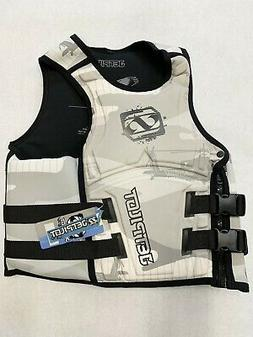 NEW Jet Pilot Raven SE Mens Large Wakeboard Waterski Life Ja