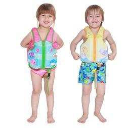 New Kid Swimming Life Jacket Sailing Boating Floating Ski Bu
