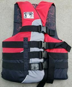 NEW Body Glove Method Adult Small Medium SKI Life Vest Flota