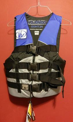 NEW Body Glove Method Life Vest Adult USCG Life Jacket Size