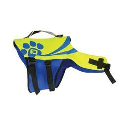 NEW O'Brien Bio Lite Dog Pet Vest Life Jacket WaterSafety Fl