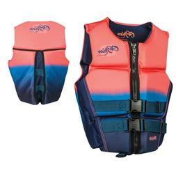 New O'Brien Ladies Flex V-Back Life Jacket
