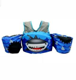 New Body Glove Paddle Pals Learn To Swim Life Jacket Kids 30
