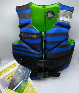 New Body Glove Stallion Evo-Prene Youth PFD Life Jacket Vest