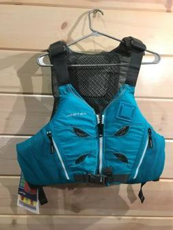 New!! Astral V Eight Medium Large Glacier Blue Life Jacket C