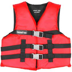 Airhead Nylon Youth PFD Open Side Life Jacket
