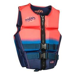 O'Brien Flex V-Back Neoprene Womens Life Vest 2018 - Medium/