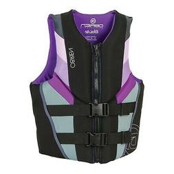 O'Brien Focus Neoprene Life Jacket Medium Purple