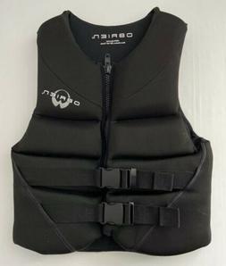 o brien neoprene life jacket mens medium