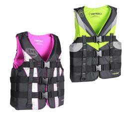 O'Brien Teen Youth Nylon Watersports Life Jacket. 77082