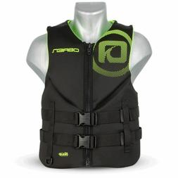 O'Brien Traditional Neoprene Vest - Men's - 2X-Large / Black