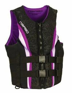 O'Brien Women's Impulse Neo Life Vest, Purple, Medium