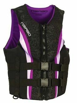 O'Brien Women's Impulse Neo Life Vest Medium Purple