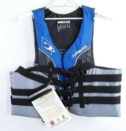 O'Neill Men's Superlite USCG Life Vest XXXL Blue/Black/White