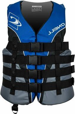 O'Neill Mens LARGE SuperLite USCG Life Vest Jacket Wakeboard
