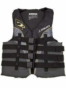 O'Neill Mens Superlite Life Vest: US Coast Guard Approved Ny