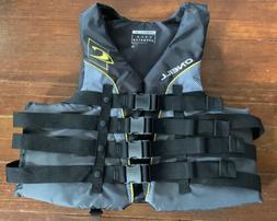 O'Neill Mens XXXXL 4XL SuperLite USCG Life Vest Jacket Wakeb