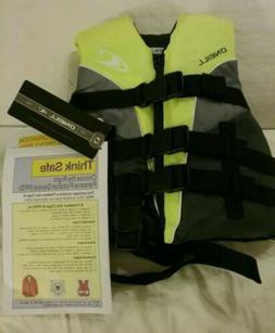 O'Neill Superlite Children's Life Jacket User PFD Weight 30