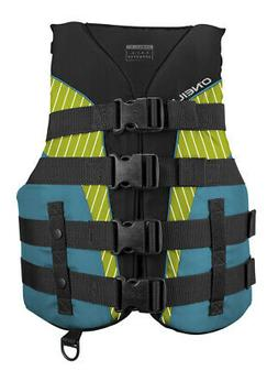 O'Neill Womens Superlite Life Vest: US Coast Guard Approved