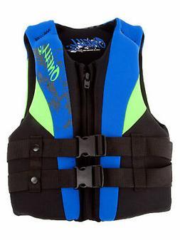 O'Neill Youth Life Vest: USCG Approved Neoprene PFD Lifejack