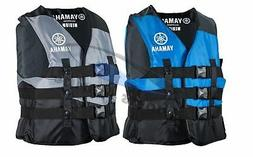 OEM Men's Yamaha Value Nylon 3-Buckle PFD Life Jacket Vest