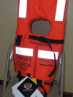 Off shore lifejacket coleman ADULT TYPE I PFD WEIGHT 43 KGS