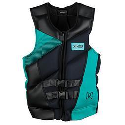 Ronix One Capella 2.0 CGA Vest Blk/Mint -xlarge