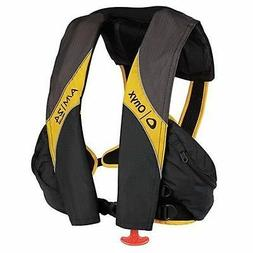 ONYX Deluxe A/M-24 Automatic/Manual Inflatable Life Jacket P