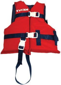 Onyx General Purpose Vests - Child, Red/Navy