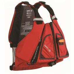 Onyx Movevent Torsion Vest-Red XS SM