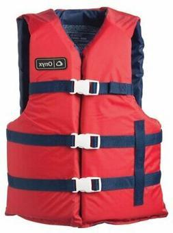Onyx Universal General Purpose Life Vest - For Swimming - Un