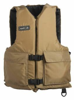 Onyx Universal Sport Vest Tan/ Black 2XL/ 4XL *OFS SKU: 1160