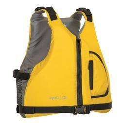 Onyx Youth Paddle Vest Yellow Youth 121900-300-002-17