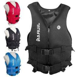 Outdoor Rafting Neoprene Life Vest Jacket For Children And S