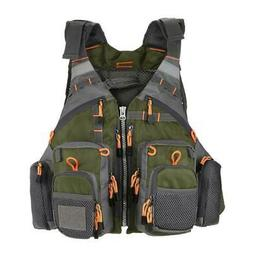 Outdoor Sport Fishing Life Vest Men Breathable Swimming Life