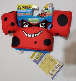 Body Glove Paddle Pal Child Life Jacket Kids Ladybug Float P