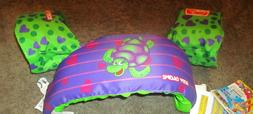 Body Glove Kids Paddle Pals ~ for child 30-50 lbs Turtle for