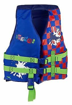 Speedo Child Personal Life Jacket, Sapphire Blue, One Size