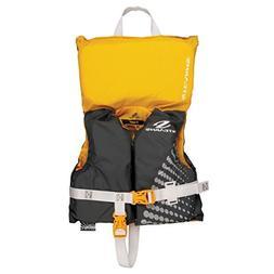 Stearns PFD 5971 Infant Classic Series Nylon Life Vest, Gold