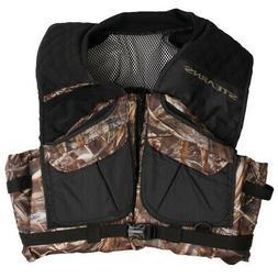 Stearns PFD Adult Comfort Series Max-5 Camo Vest