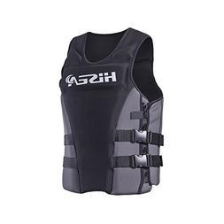 Rrtizan PFD Life Jacket,Adult Snorkel Life Vest For Boating