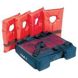 Kwik Tek PFD-T4 T-Bag T-Top /& Bimini Top Storage Packs